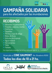 camp solidaria incaa