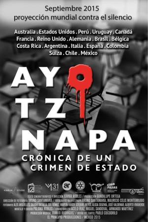 Ayotsinapa afiche