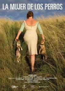 la mujer de los perros afiche
