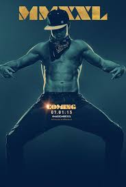 Magic mike afiche