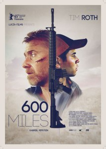 600-millas poster