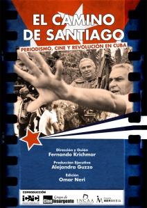 el camino a Santiago afiche