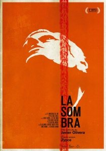 La-sombra poster
