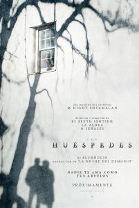 los huespedes poster