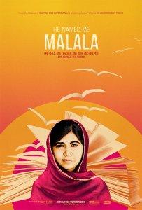 Malala afiche